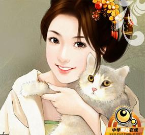 中国古代美女的标准是以中国民族的审美观念为依据